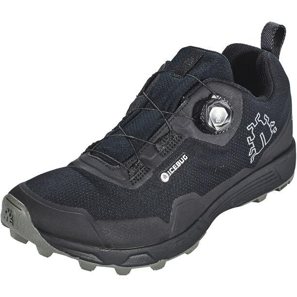 Icebug Rover RB9X GTX Shoes Herr black/slate gray