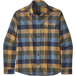 Patagonia Lightweight Fjord LS Shirt Herr unbroken/neo navy unbroken/neo navy