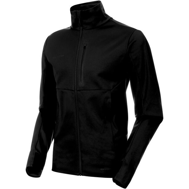 Mammut Ultimate V SO Jacket Herr black-black black-black