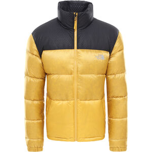 The North Face Nevero Down Jacket Herr Golden Spice/TNF Black Golden Spice/TNF Black