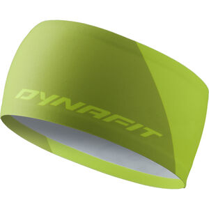Dynafit Performance 2 Dry Headband fluo yellow fluo yellow