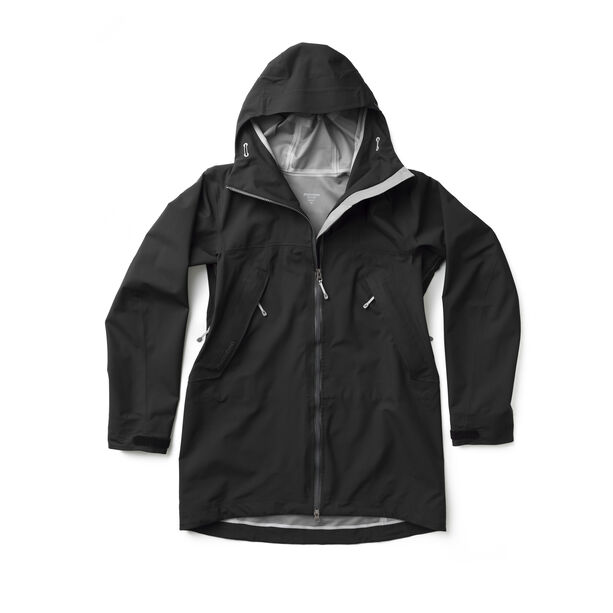 Houdini Leeward Jacket Dam true black
