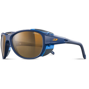 Julbo Explr 2.0 Cameleon Sunglasses dark blue/blue-brown dark blue/blue-brown
