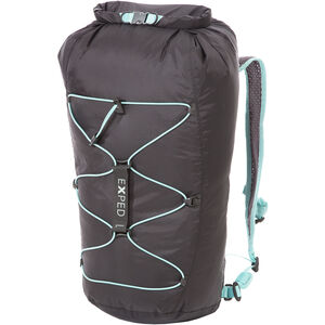 Exped Cloudburst 25 Backpack black-pool blue black-pool blue