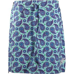 SKHoop Amy Short Skirt Dam poolblue poolblue