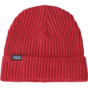 Patagonia Fishermans Rolled Beanie rincon red rincon red