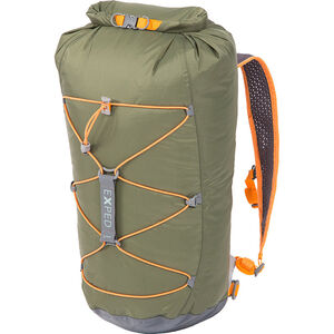Exped Cloudburst 25 Backpack dark olive dark olive