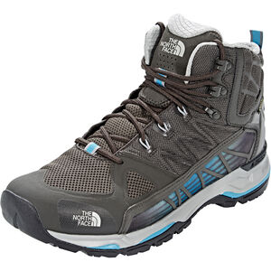 The North Face Ultra GTX SRND Mid Trekking Boots Herr beluga grey/alg beluga grey/alg