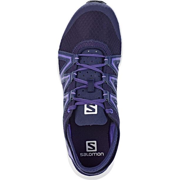 Salomon Crossamphibian Swift Shoes Dam parachute purple/evening blue/purple opulence