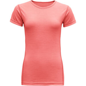 Devold Breeze T-shirt Dam coral coral