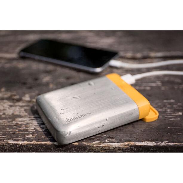 BioLite Charge 40 USB Power Pack steel