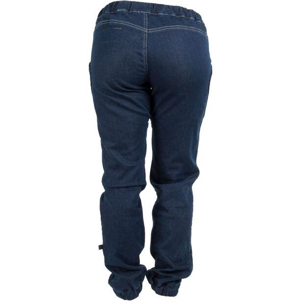 E9 Deni Jeans Dam indigo denim