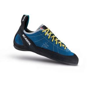 Scarpa Helix Climbing Shoes hyper blue hyper blue