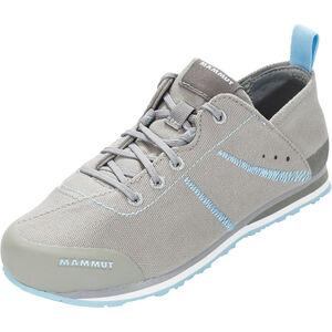 Mammut Sloper Low Canvas Shoes Dam neutral grey-whisper neutral grey-whisper