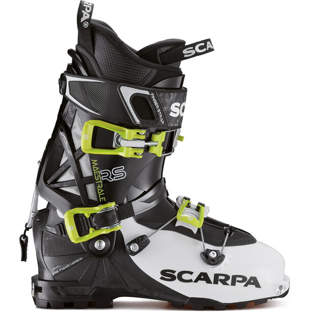 Scarpa Maestrale RS2 Boots white/black/lime
