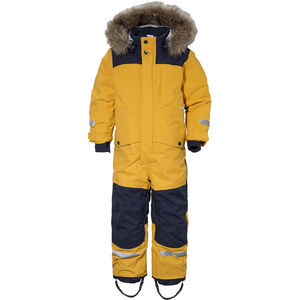 Didriksons 1913 Polarbjörnen Coverall Barn oat yellow oat yellow
