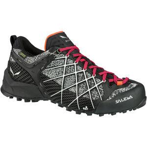 SALEWA Wildfire GTX Shoes Dam black/white black/white
