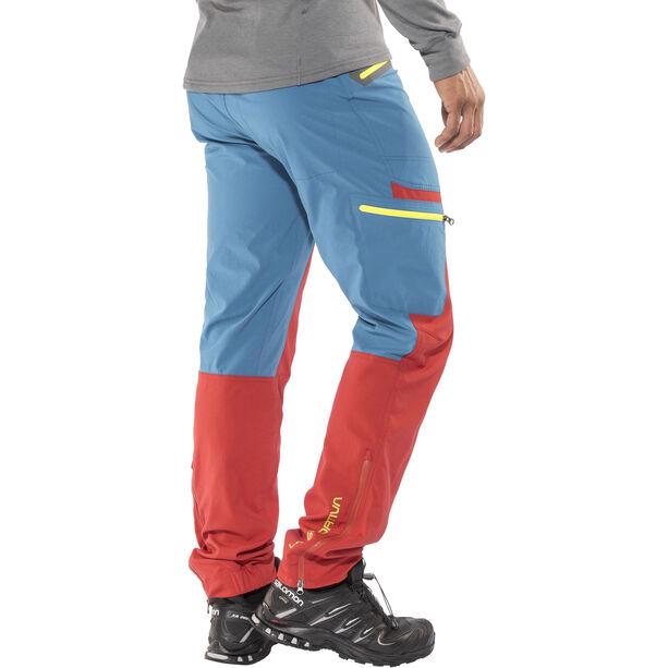 La Sportiva TX Max Pants Herr lake/brick