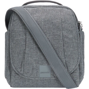 Pacsafe Metrosafe LS200 Crossbody Bag dark tweed dark tweed