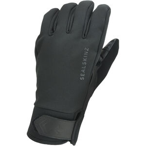 Sealskinz Waterproof All Weather Insulated Gloves Dam Black Black