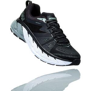 Hoka One One Gaviota 2 Running Shoes Herr black/wrought iron black/wrought iron