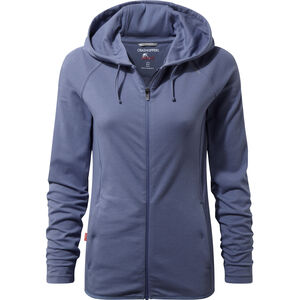 Craghoppers NosiLife Sydney Hooded Top Dam china blue china blue