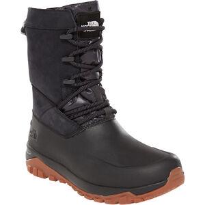 The North Face Yukiona Mid Boots Dam tnf black/tnf black tnf black/tnf black