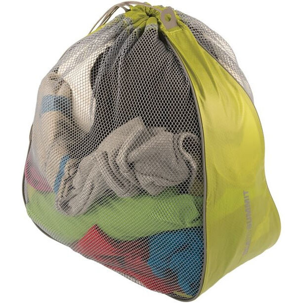 Sea to Summit Travelling Light Laundry lime/grey