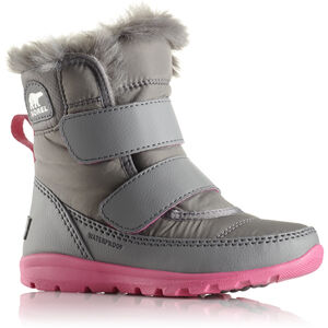 Sorel Whitney Short Hook-and-loop Boots Barn quarry/ultra pink quarry/ultra pink