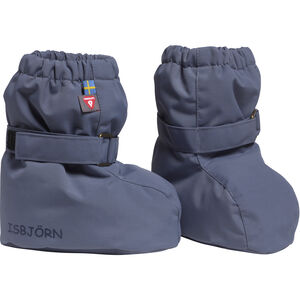 Isbjörn Toddler Padded Socks Småbarn denim denim