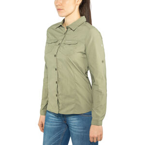 Craghoppers NosiLife Adventure II Long Sleeved Shirt Dam soft moss soft moss