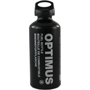 Optimus Fuel Bottle M 0,6l with Child-Safe Cap Barn black black