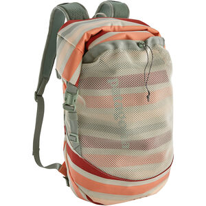 Patagonia Planing Roll Top Pack 35l water ribbons/new adobe water ribbons/new adobe