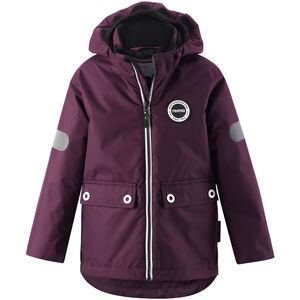 Reima Seiland Reimatec Winter Jacket Barn Deep Purple Deep Purple