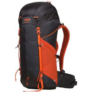 Bergans Helium 40 Backpack solid charcoal/koi orange solid charcoal/koi orange