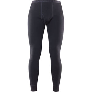 Devold Duo Active Long Johns with Fly Herr black black