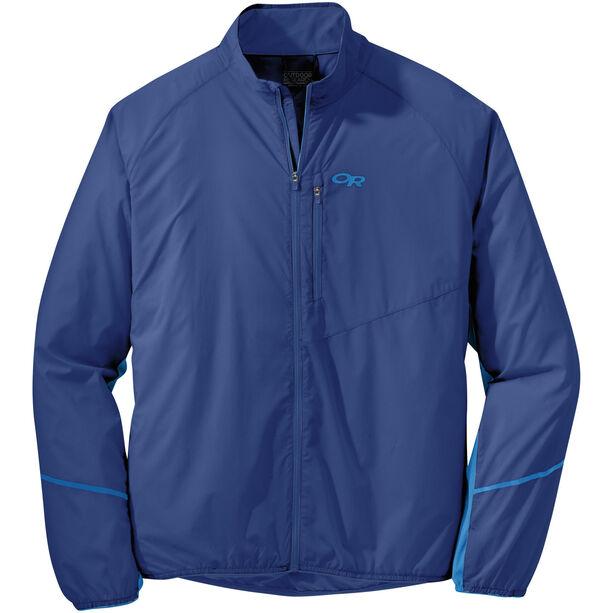 Outdoor Research Boost Jacket Herr baltic/glacier