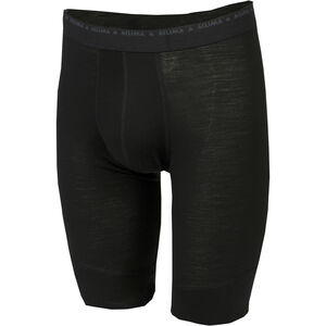 Aclima Lightwool Long Shorts Herr jet black jet black