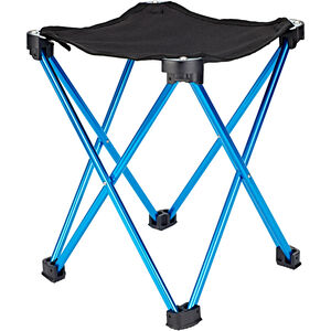 CAMPZ Folding Stool Ultralight L blue blue