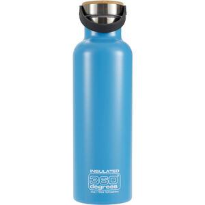 360° degrees Vacuum Insulated Drink Bottle 750ml aqua aqua