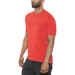 Haglöfs Ridge Tee Herr pop red pop red