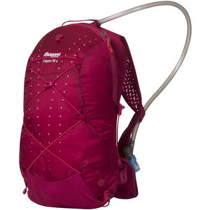 Bergans Fløyen 4 Daypack Dam Bougainvillea/Strawberry/White Bougainvillea/Strawberry/White