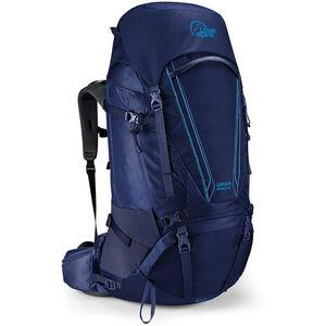 Lowe Alpine Diran Backpack ND60:70 Dam blueprint blueprint