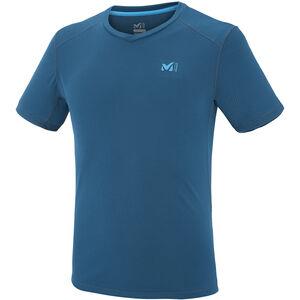 Millet Roc Base Short Sleeve Shirt Herr poseidon poseidon