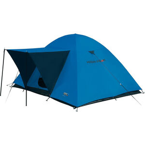High Peak Texel 4 Tent blue/grey blue/grey