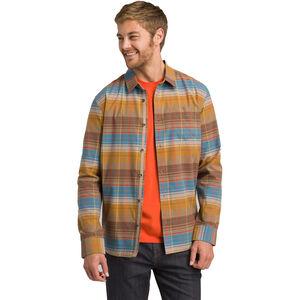 Prana Wyndwell Flannel Shirt Herr driftwood driftwood