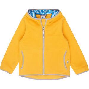 Finkid Paukku Jacket Barn yellow/storm yellow/storm