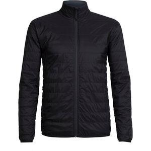 Icebreaker Hyperia Lite Jacket Herr black black