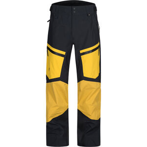 Peak Performance Gravity Pants Herr Yellow Flow Yellow Flow