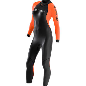 ORCA Core Openwater One Piece Dam black black